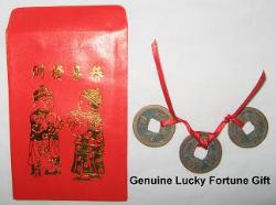 Genuine Lucky Fortune Gift, Genuine Ancient Chinese Coins, Brass Chinese Coins, Round Square Hole, Hong Bao, Ang Pao, Lai See, Chinese Birthday Gift, Chinese New Year Gift, Real Chinese Coins, Tied with Red Ribbon, Red Envelope, Chinese coins Feng Shui, Feng Shui Coins, Chinese Coins, Feng Shui giftset