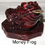 Money Frog, Three Legged Frog, Chan Chu, Feng Shui Wealth Symbol