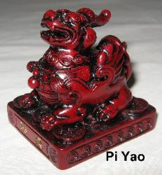 Pi Yao, Pi Xiu, Pi Kan, Pi Yo, Chi Lin, ward off evil spirits, wealth protector, Feng shui wealth protector, feng shui new home, feng shui protection, Feng Shui Office